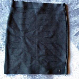Guess Bandage Mini Skirt